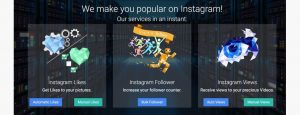 Instagram Followers Generator untuk Naikkan Like dan Followers